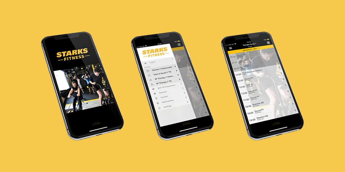 starks-fitness-app