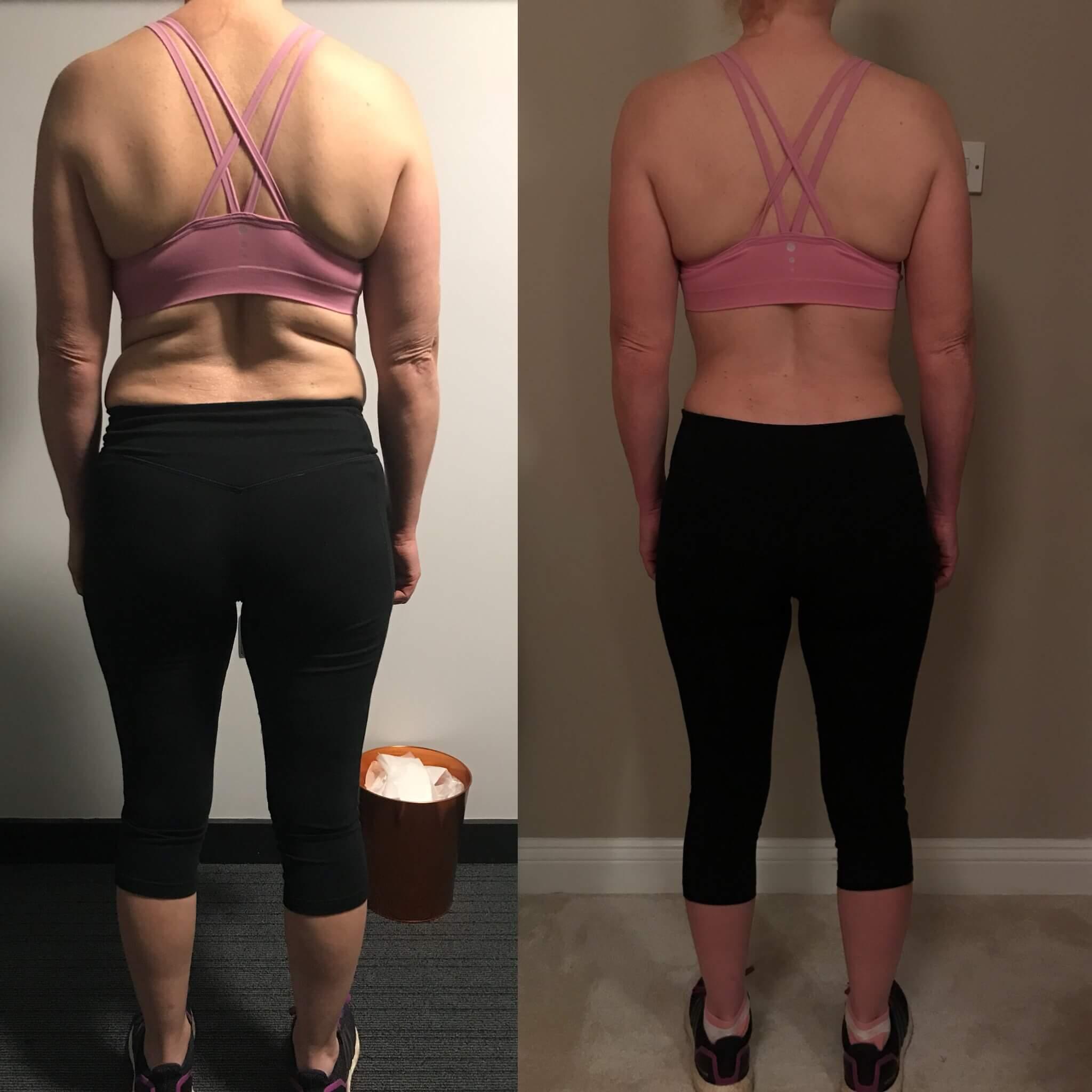 woman transformation photo