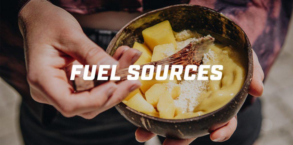 'Fuel Sources'